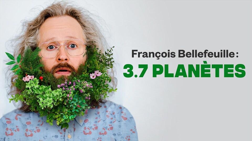 François Bellefeuille : 3.7 Planètes.
