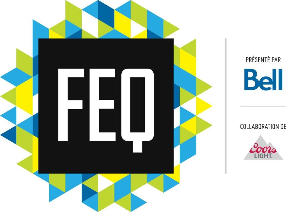 Logo du FEQ en couleurs