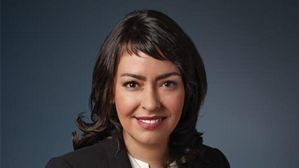 Gneviève Hamelin, candidate pour Équipe Labeaume