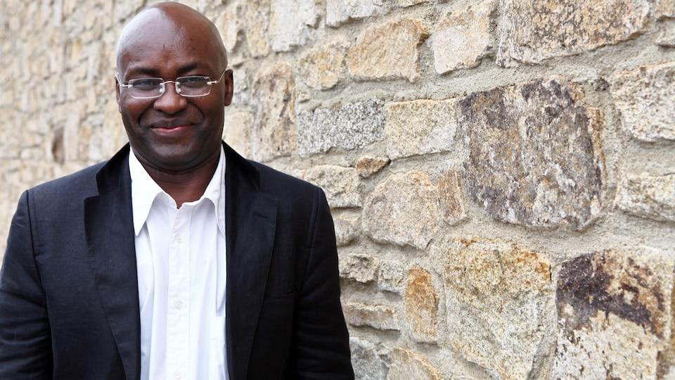 L'historien et philosophe camerounais Achille Mbembe.
