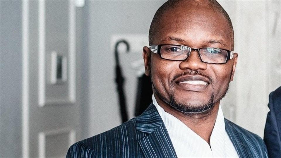 L'auteur Blaise Ndala