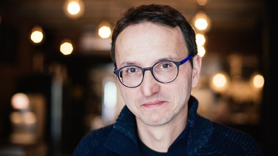 L'auteur Charles Sagalane