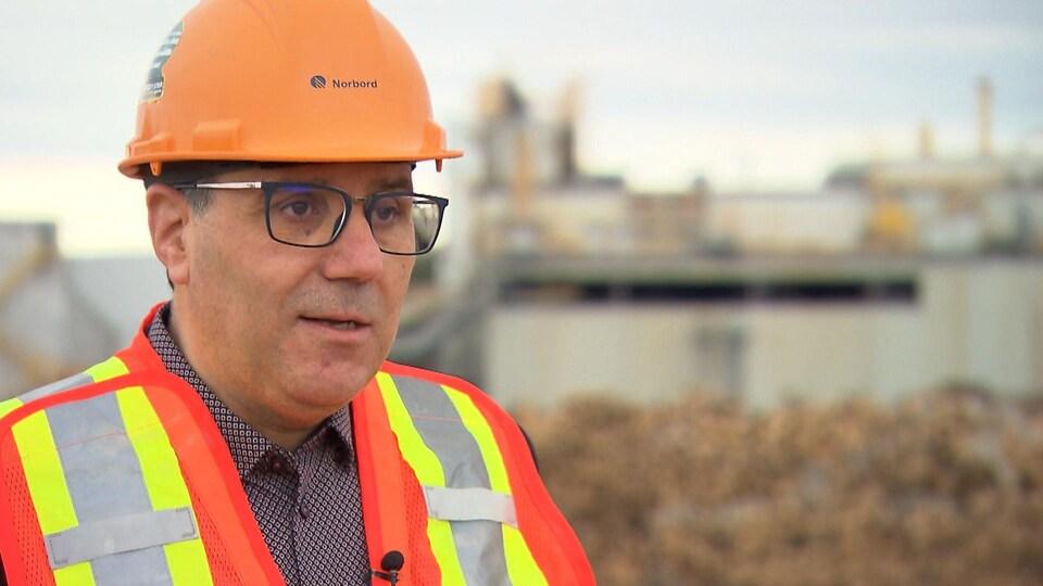 Ahmed Koubaa, titulaire de la chaire de recherche du Canada sur la transformation du bois, Université du Québec en Abitibi-Témiscamingue (UQAT)