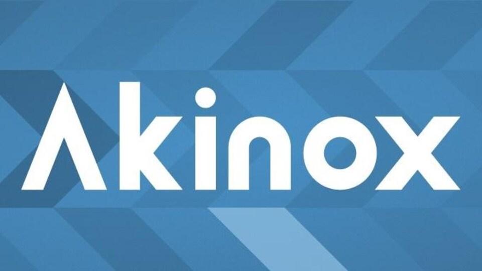 Logo de l'entreprise Akinox.