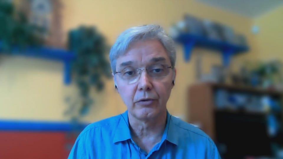 Dr Alain Naud, médecin de famille et en soins palliatifs au CHU de Québec.