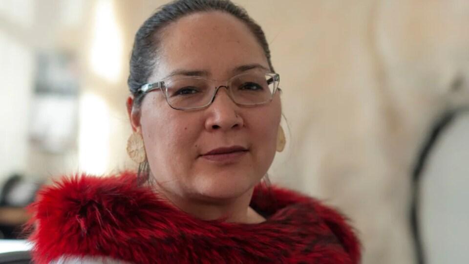 Aluki Kotierk, la chef élue des Inuit du Nunavut