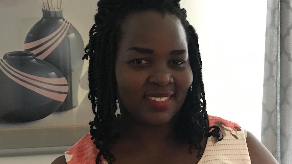 Amandine Nasagarare