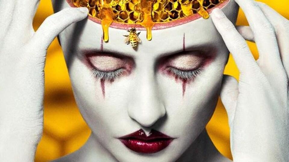 L'affiche de la série «American Horror Story»