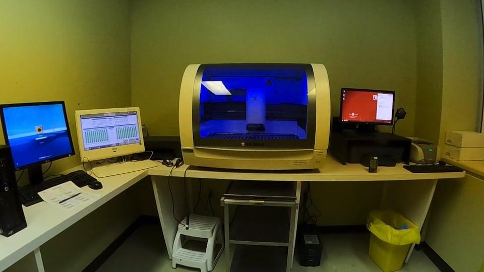 Une machine scientifique