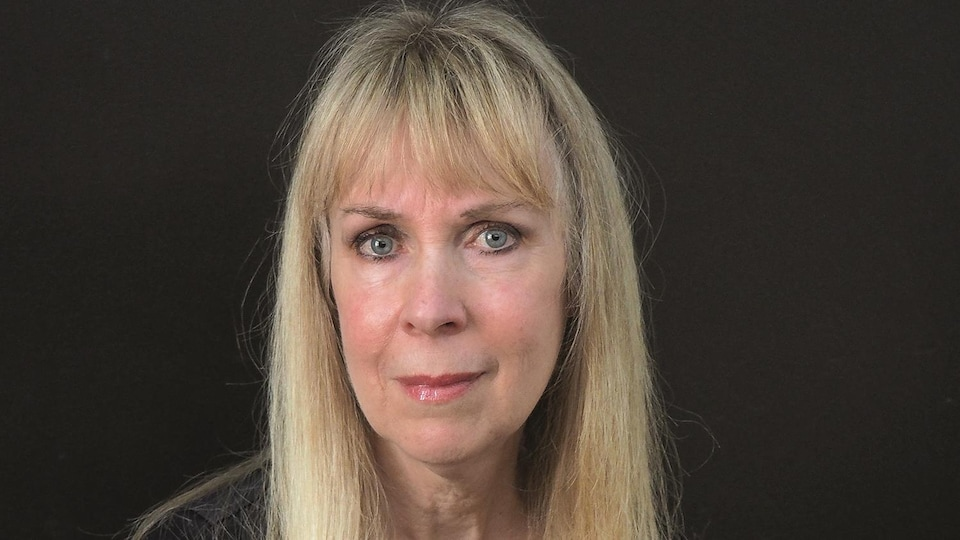 L'écrivaine Andrée Christensen