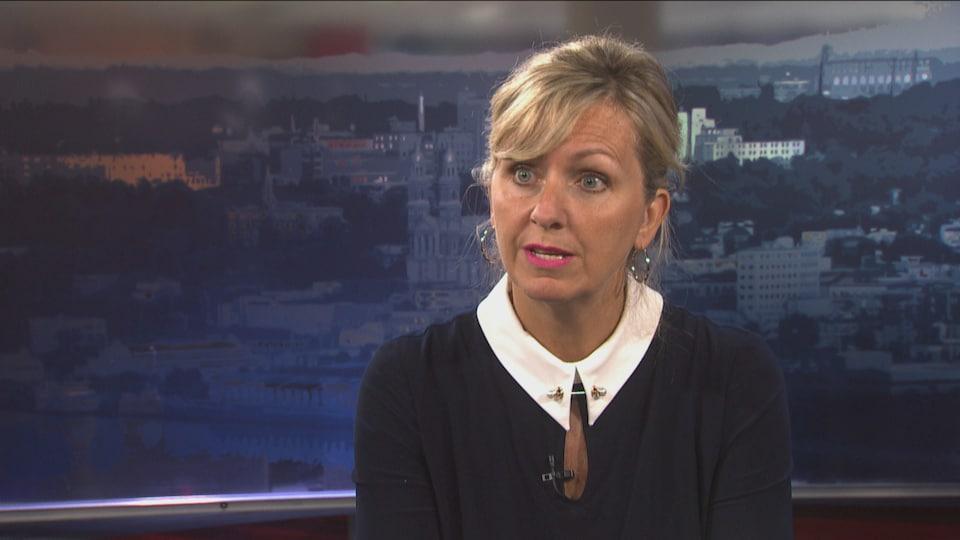 Andrée Laforest.