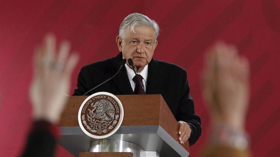 À la fin de décembre, un mois après sa prise de fonction, le nouveau président mexicain Andres Manuel Lopez Obrador a lancé un programme visant à mettre fin aux réseaux de distribution illégale de carburant.