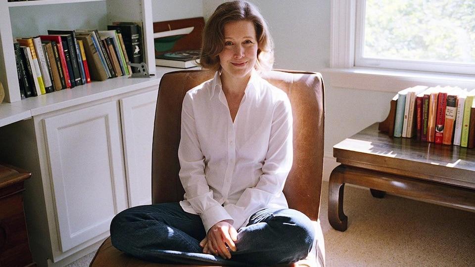 L'auteure Ann Patchett