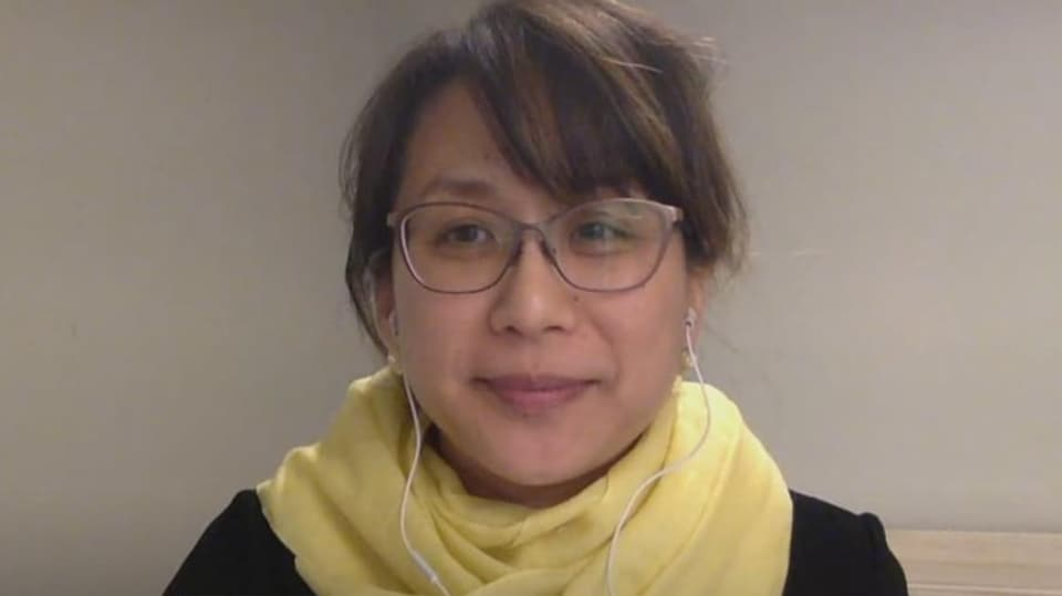 Anne Huang.