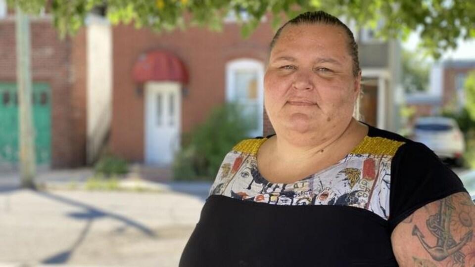 Annie Castonguay est la directrice adjointe du Bureau régional d'action sida (BRAS) Outaouais.