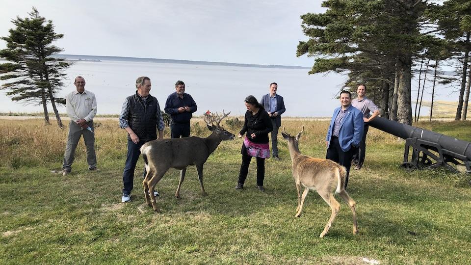 Québec attribue une somme de 1,2 M$ à la Municipalité de L'Île-d'Anticosti, pour permettre à l'archipel de faire un pas de plus vers sa reconnaissance au Patrimoine mondial de l'UNESCO.