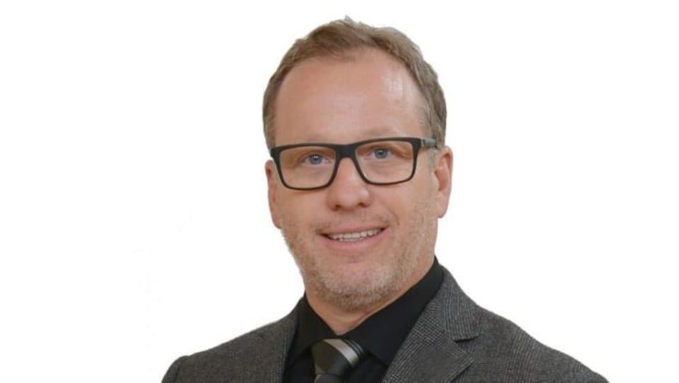 Antoine Déry, directeur général du Centre de services scolaire Kamouraska–Rivière-du-Loup.