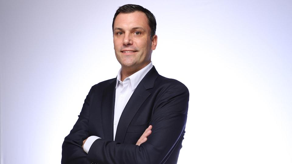 Antoine Heuty, fondateur et PDG d'Ulula.