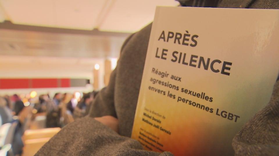 Le sexologue Michel Dorais a réalisé l'étude: «Réagir aux agressions sexuelles envers les personnes LGBT»