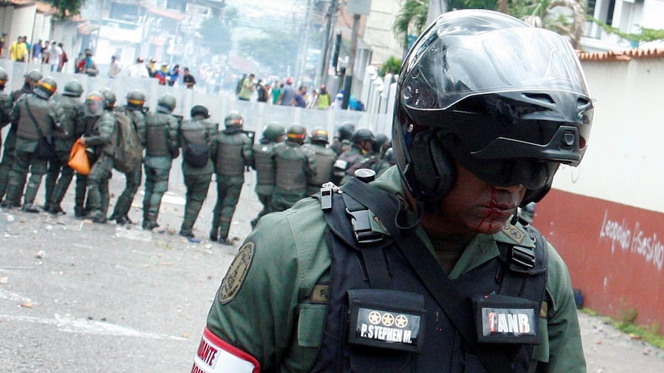 L'impopularité des soldats vénézuéliens pèse sur leur moral.