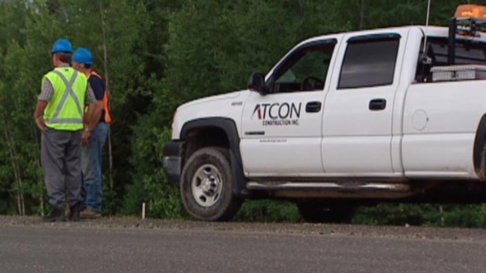 La compagnie Atcon.