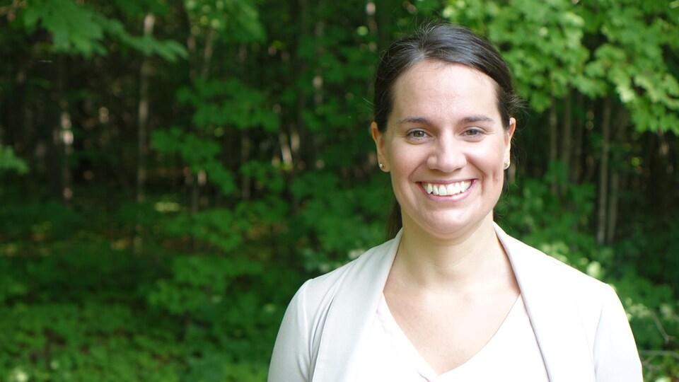 Audrey Bureau wants Quebec to investigate Cook landfill