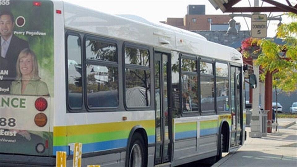 Autobus à Windsor