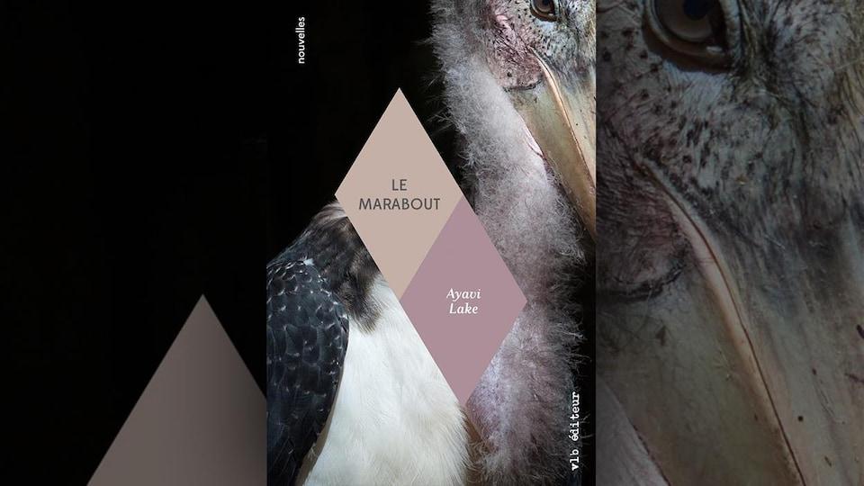 Un oiseau est sur la page couverture.