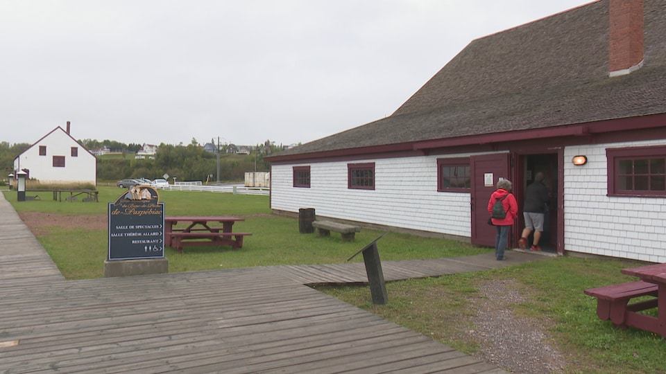 Le Site historique du Banc-de-Pêche-de-Paspébiac