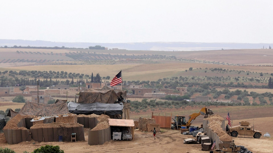 Quatre soldats américains tués dans le nord de la Syrie