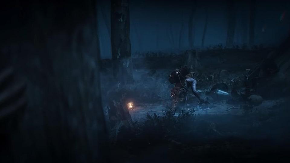 Image du jeu « Dead by Daylight » de Behaviour Interactif.