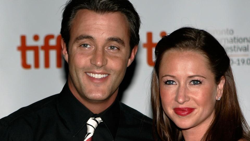 Ben Mulroney et son épouse, Jessica Brownstein, en 2009