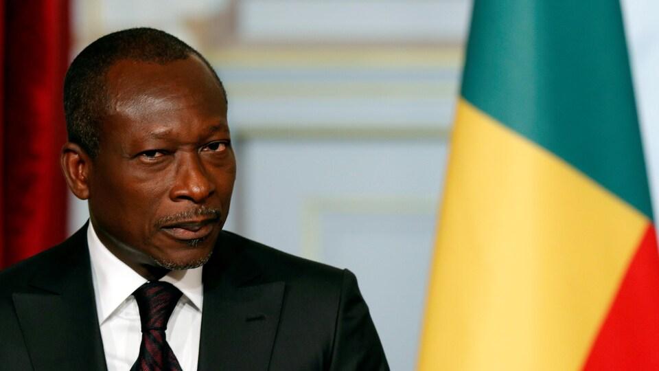 Le président du Bénin.