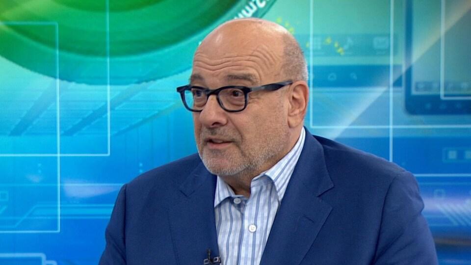 Bernard Motulsky, professeur à l'UQAM