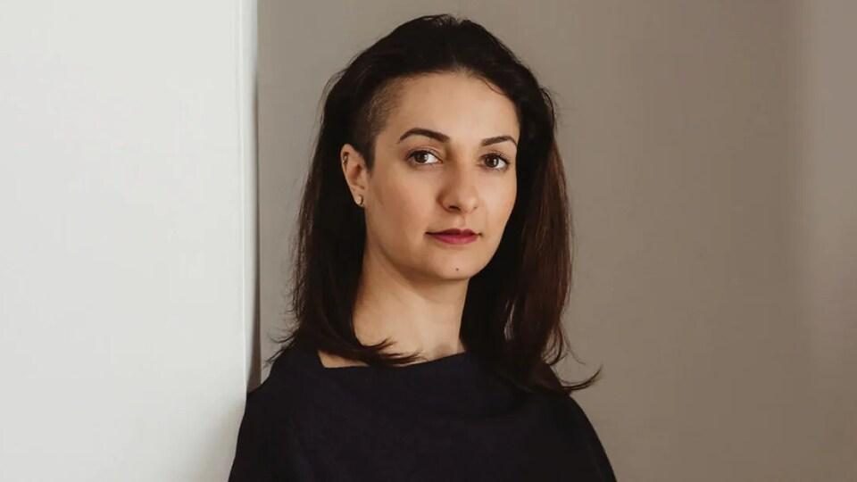 Portrait de Beyhan Farhadi.