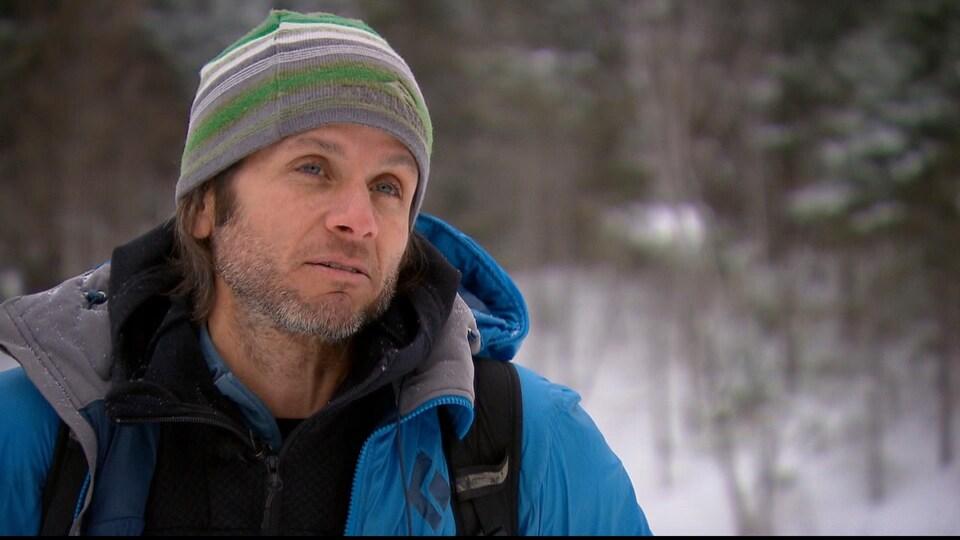 Bobby Cotton, promoteur Mont-Pesaq