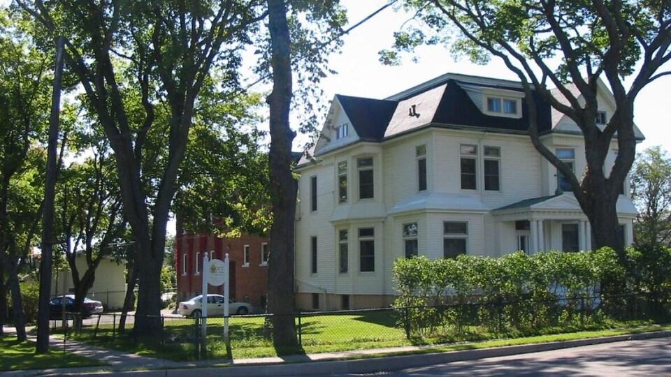 Un centre de soins palliatifs
