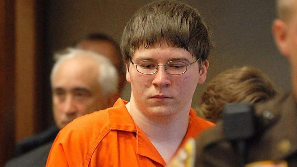 Brendan Dassey, dont l'histoire est racontée dans le documentaire de Netflix « Making a Murderer »