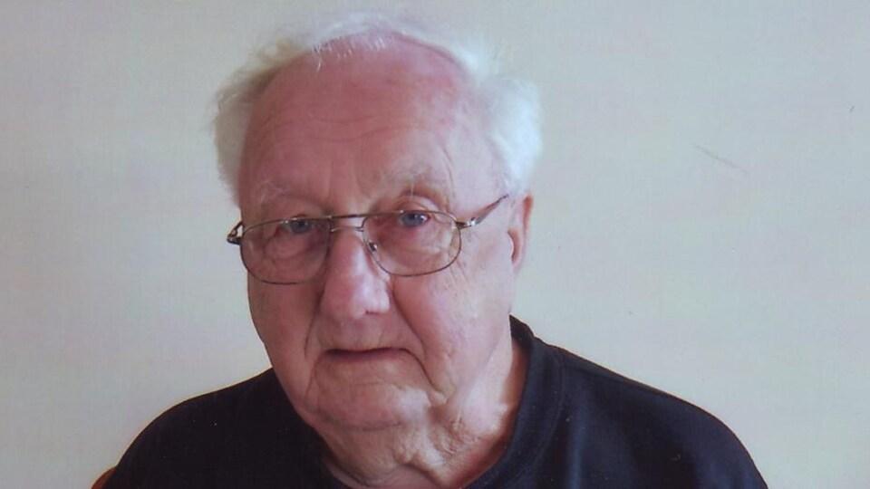 Photo portrait de Byron Clark
