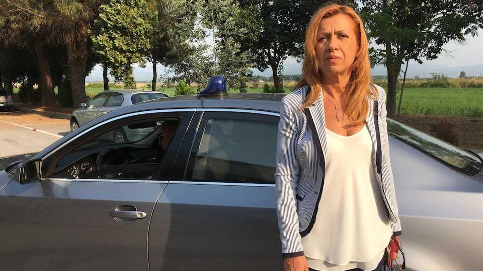 Marisa Manzini, Procureure en chef adjointe du district de Consenza, en Calabre