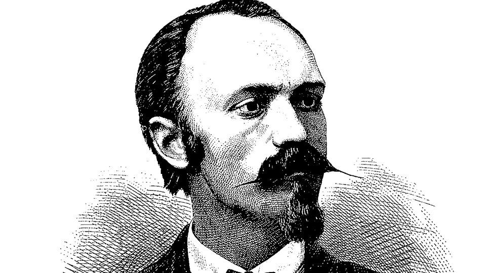 Une gravure de Calixa Lavallée
