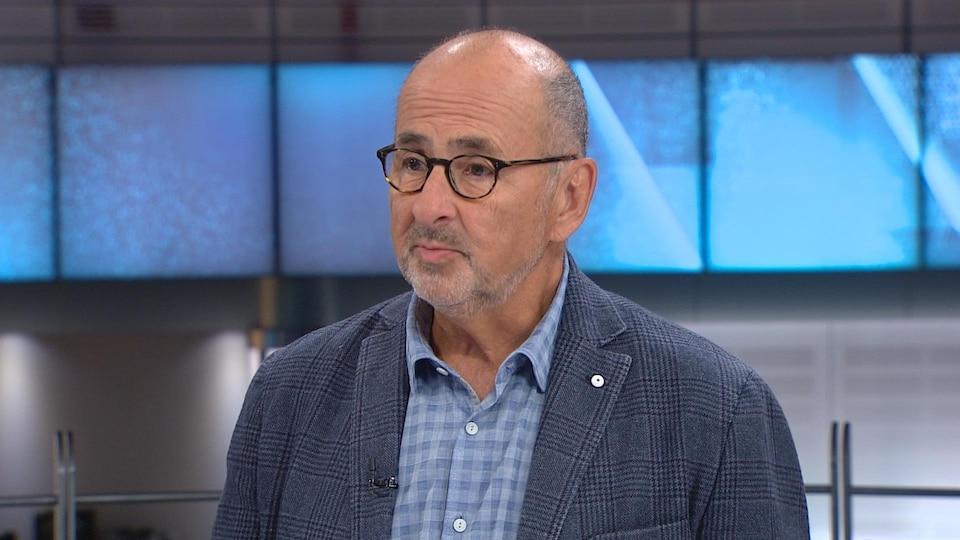 Robert Perreault, médecin psychiatre, est responsable du développement des politiques publiques en matière de cannabis à la Direction de santé publique de Montréal.