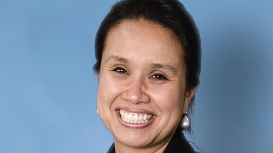 Caroline Quach, pédiatre infectiologue au Centre hospitalier universitaire Sainte-Justine.