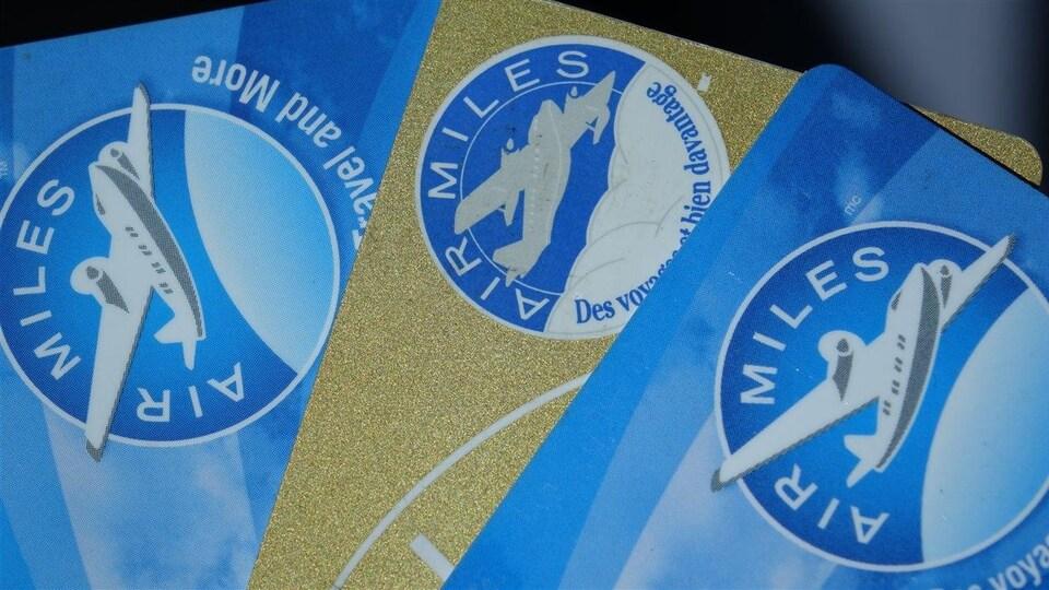 La société LoyaltyOne est revenue sur sa décision d'imposer une date limite aux Air Miles accumulés.