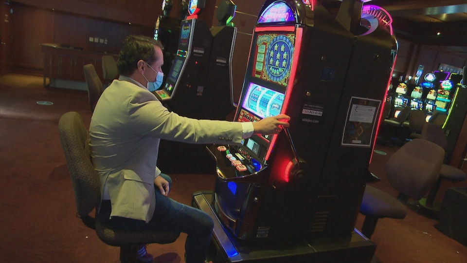 Le Casino de Charlevoix rouvre ses portes le 16 juillet.
