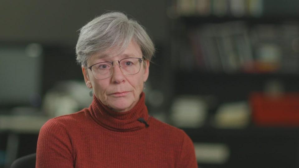 Catherine Mitchell.