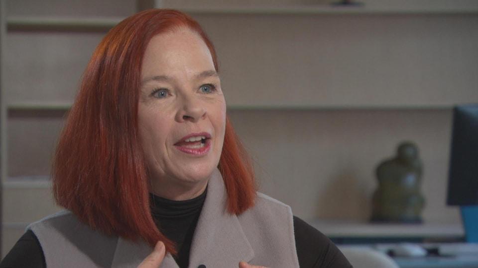 Catherine Tait, présidente-directrice générale de CBC/Radio-Canada