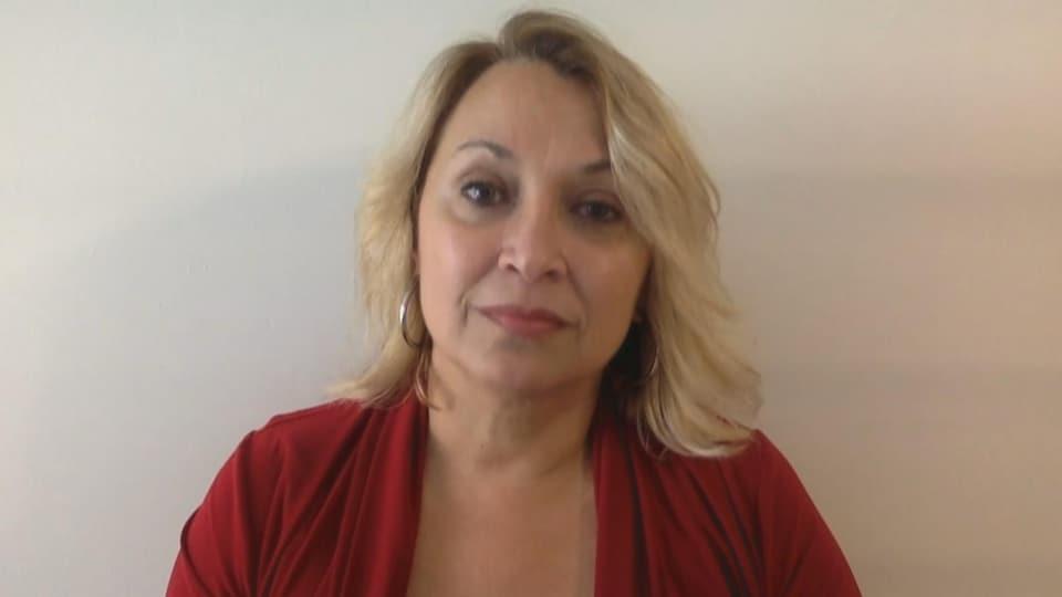 La directrice générale du Centre Cyber-Aide, Cathy Tétreault