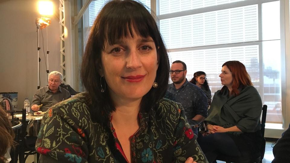 Céline Lafontaine, chercheuse au département de sociologie de l'Université de Montréal