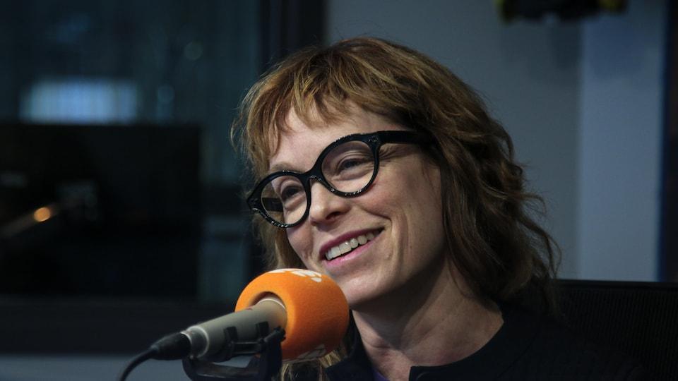 Martine Delvaux.
